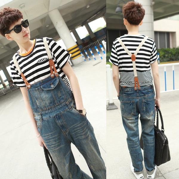 -font-b-Men-s-b-font-denim-bib-pants-retro-finishing-boys-font-b-jeans