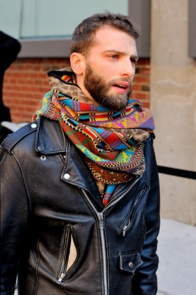 New York Fashion Week February 2012
