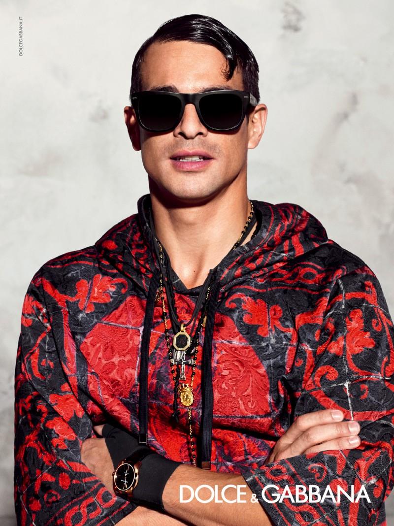 31bc4ad0035d Amazing new Dolce   Gabbana s Spring Summer 2015 Eyewear Campaign!