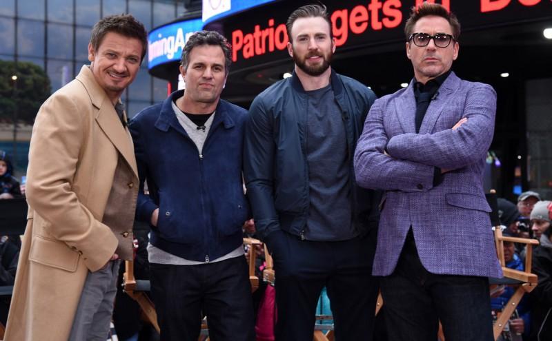 Avengers-Age-of-Ultron-Good-Morning-America-Jeremy-Renner-Mark-Ruffalo-Chris-Evans-Robert-Downey-Jr-800x495