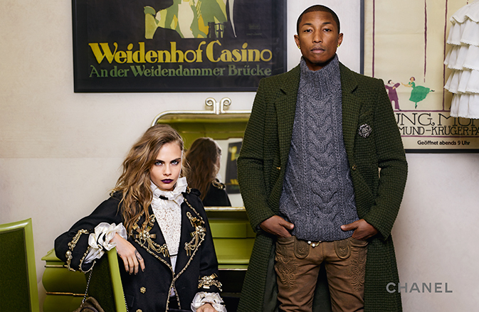Pharrell-Williams-Chanel-Paris-Salzburg-Campaign-Shoot-003