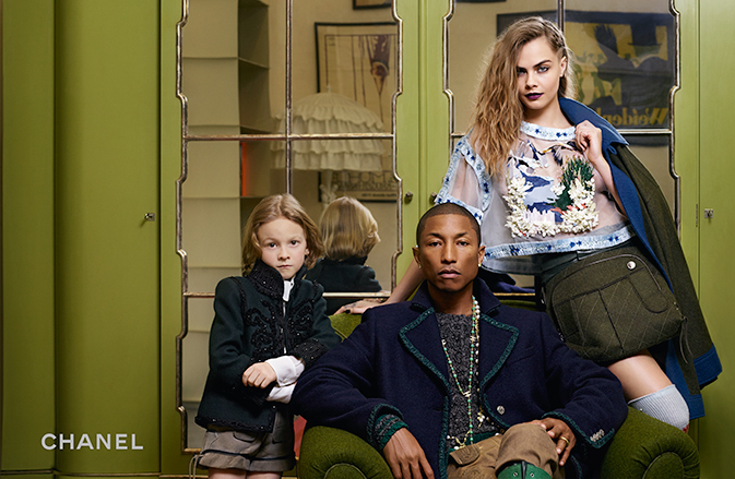 Pharrell-Williams-Chanel-Paris-Salzburg-Campaign-Shoot-004