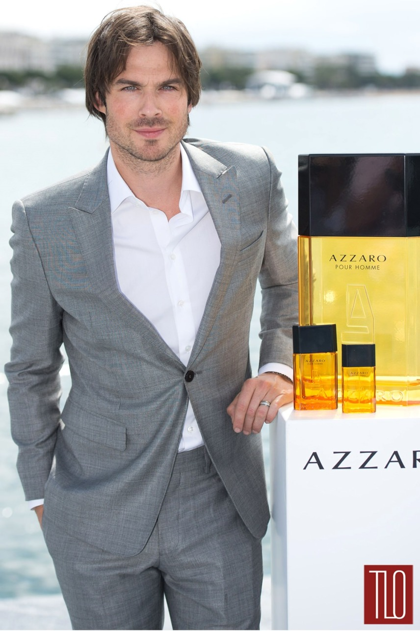 Ian-Somerhalder-Azzaro-Pour-Homme-Photocall-Cannes-Film-Festival-2015-Red-Carpet-Fashion-Tom-LOrenzo-Site-TLO-1