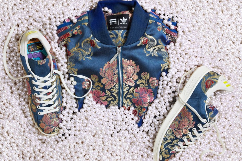 Pharrell-Adidas-Collaboration-2015-Floral-Print-800x534