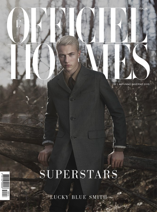 Lucky-Blue-Smith-LOfficiel-Hommes-Italia-Fall-Winter-2015-Cover