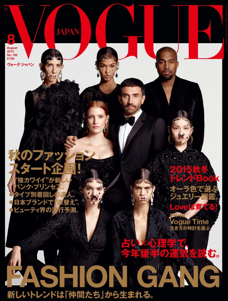 Vogue-Japan-August-2015-Cover-Givenchy-Riccardo-Tisci-Kanye-West-e1434989205898-800x1053