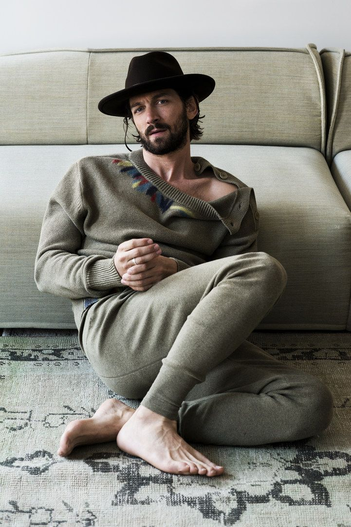Michiel Huisman From Game Of Thrones For Man Of The