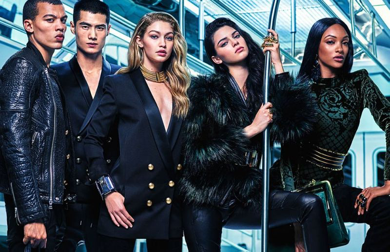 Balmain-HM-2015-Campaign-Collaboration-Picture-001