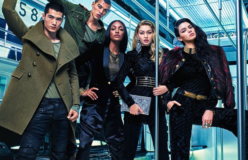 Balmain-HM-2015-Campaign-Collaboration-Picture-004