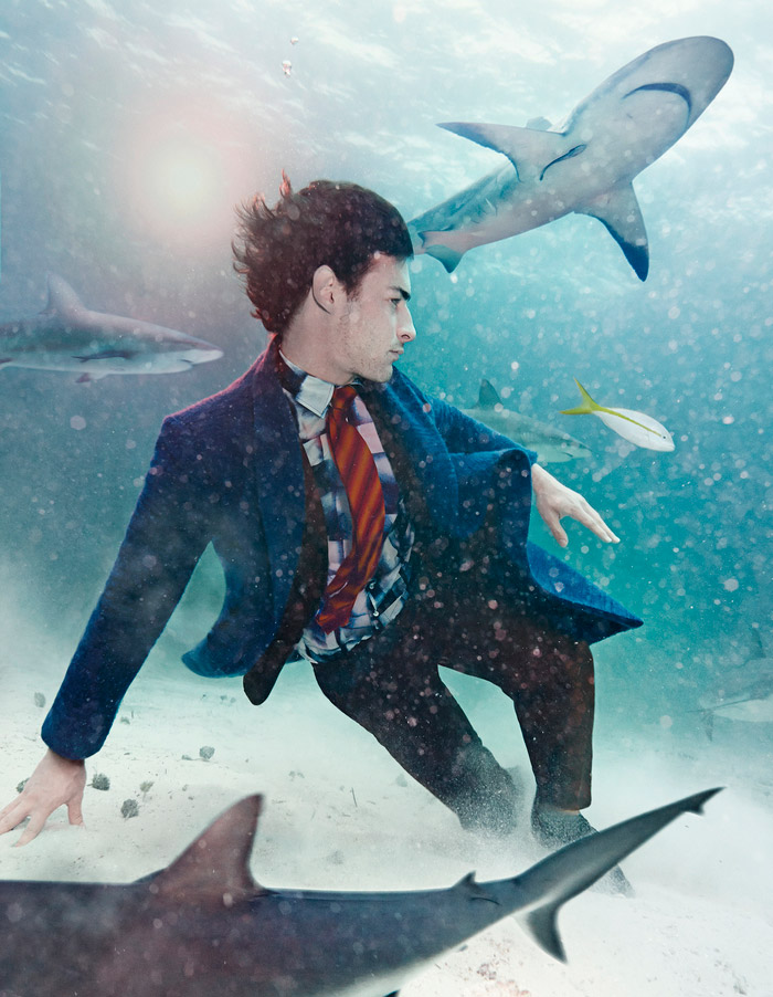 Fred-Szkoda-How-to-Spend-It-Swimming-with-Sharks-Editorial-002