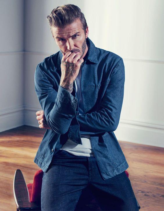 David Beckham Presents H M 16 Modern Essentials Wm